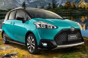 คู่แข่งมีหนาว 2021 Toyota Sienta Crossover เพิ่มความอเนกประสงค์ ถ้ามาไทยขายดีแน่!