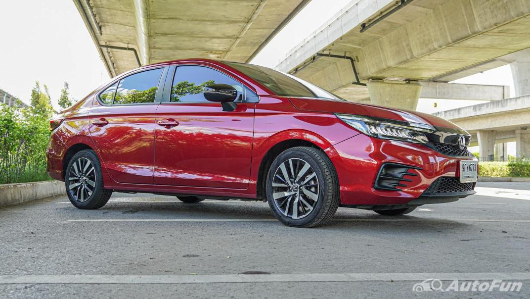 2020 Honda City 1.0 RS Exterior 003