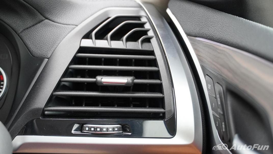 2020 2.0 BMW X3 xDrive20d M Sport Interior 042