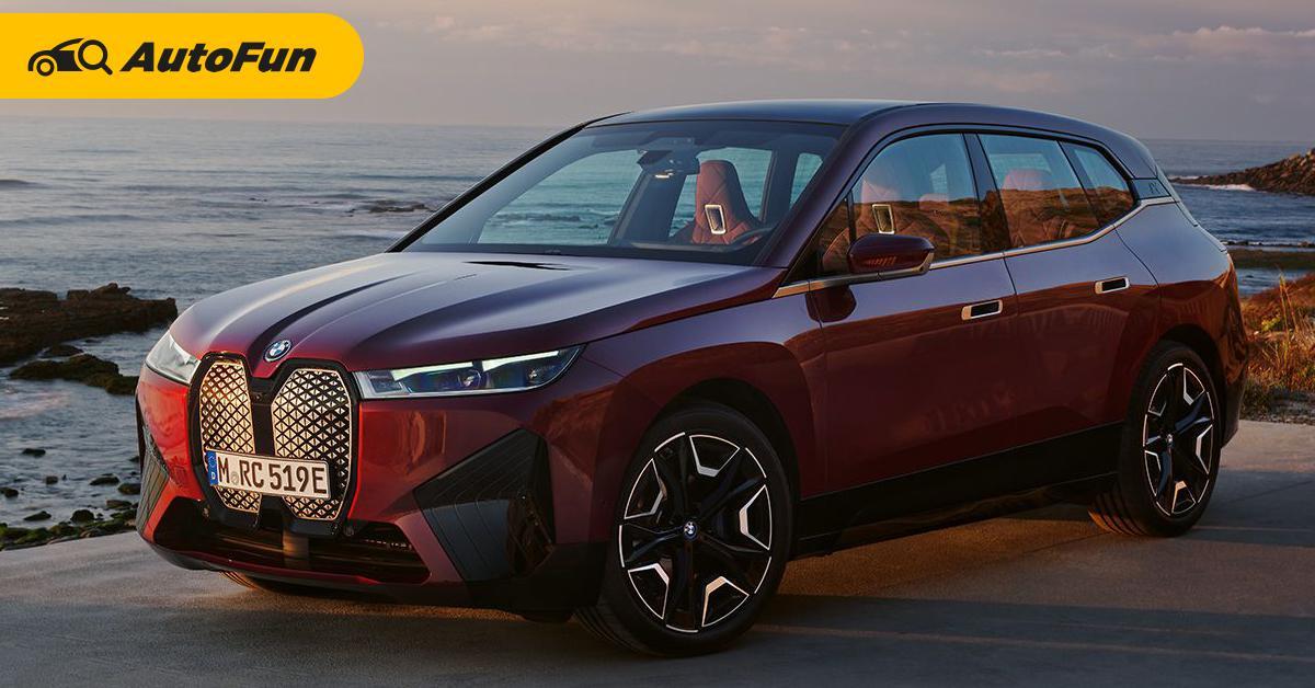 2021 BMW iX และ iX3 เปิดตัวขายเมืองไทย เห็นสเปกแล้วจะลืมขุมพลังสันดาป 01