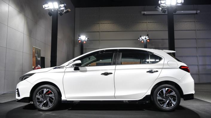 2021 Honda City Hatchback 1.0 Turbo SV Exterior 007