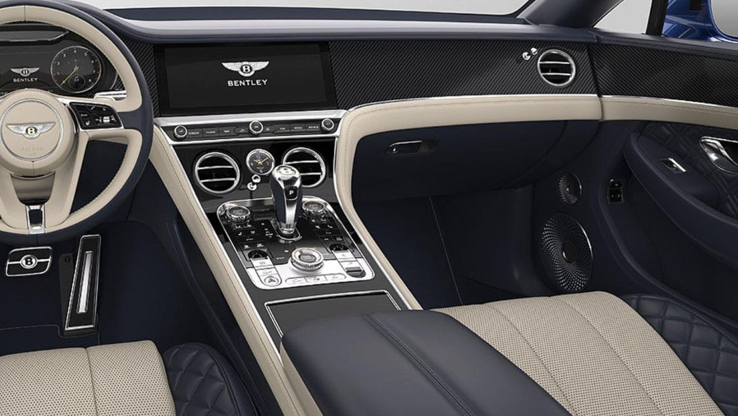 Bentley Continental-GT 2020 Interior 002