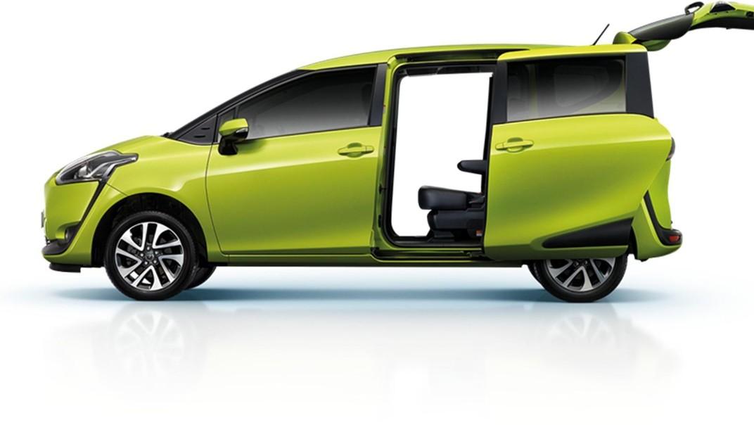 Toyota Sienta 2020 Exterior 019