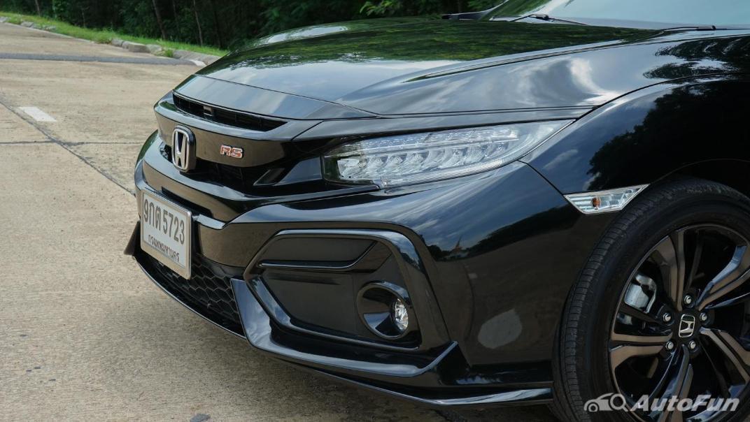 2020 Honda Civic 1.5 Turbo RS Exterior 050