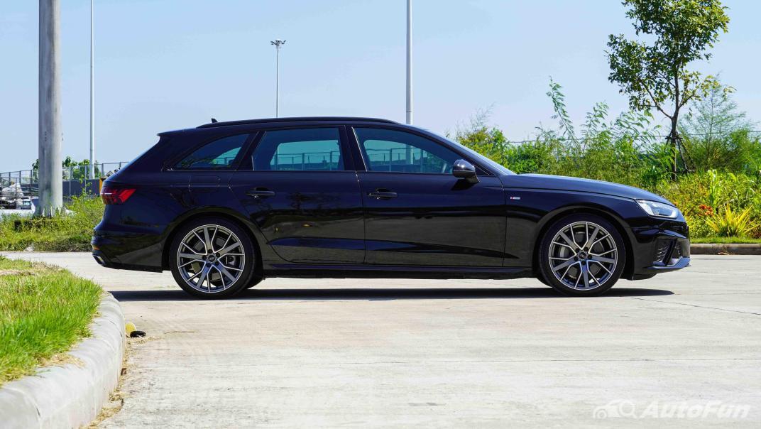 2020 Audi A4 Avant 2.0 45 TFSI Quattro S Line Black Edition Exterior 004