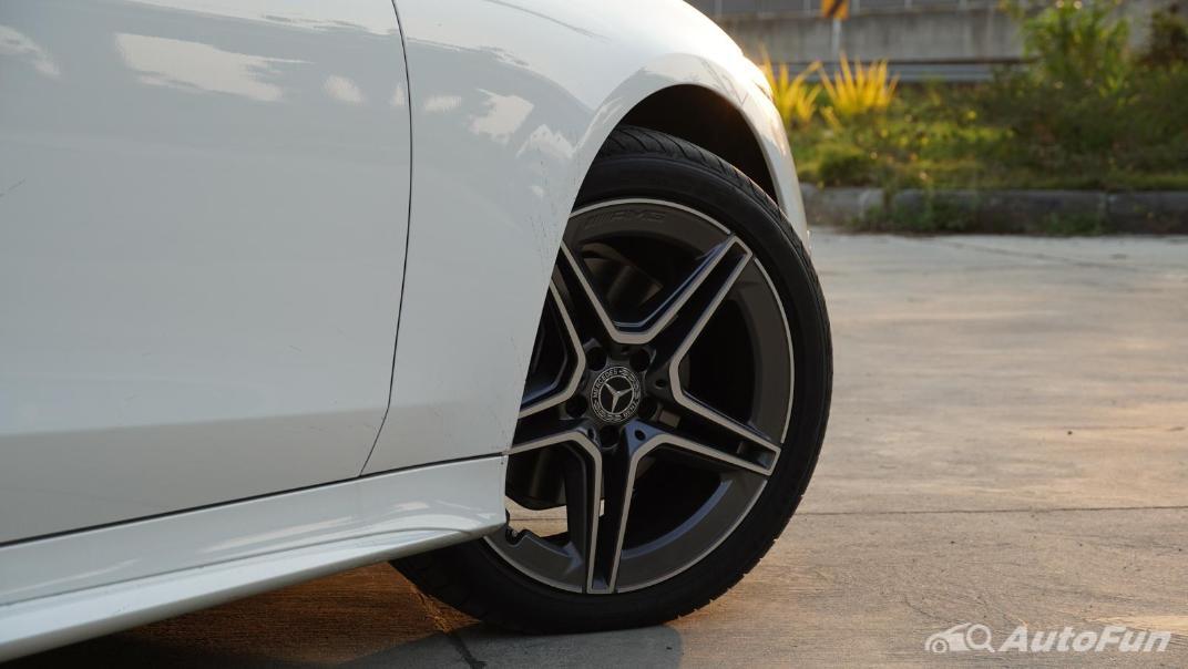 2021 Mercedes-Benz CLS 220 d AMG Premium Exterior 041