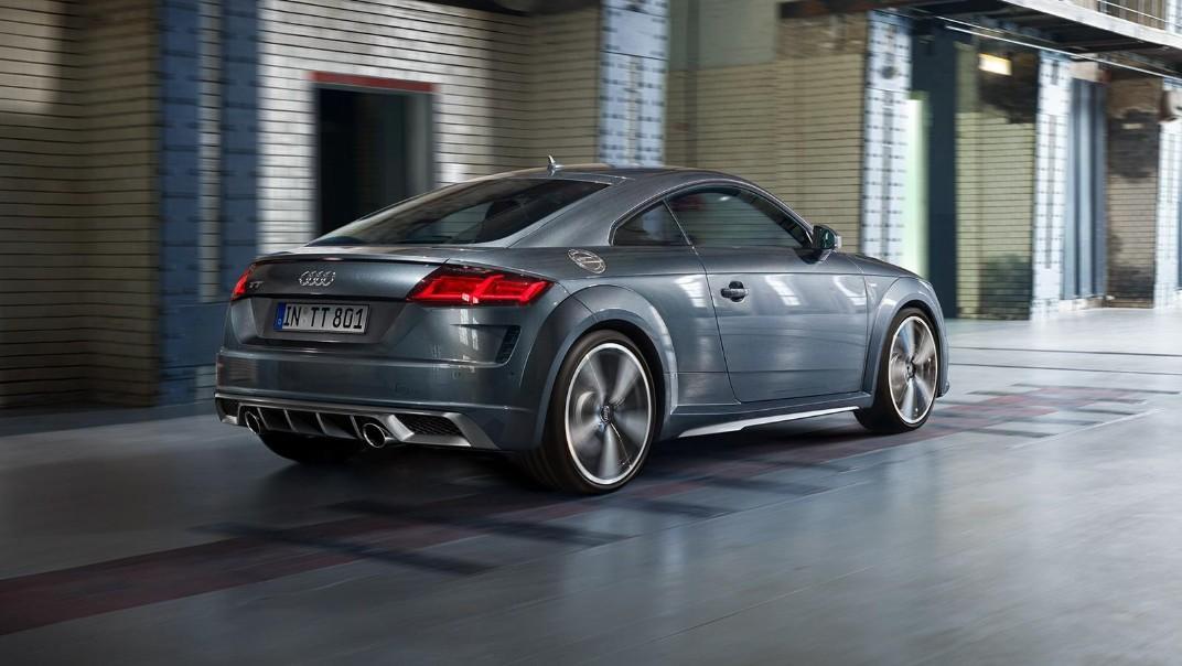 Audi TT Public 2020 Exterior 005