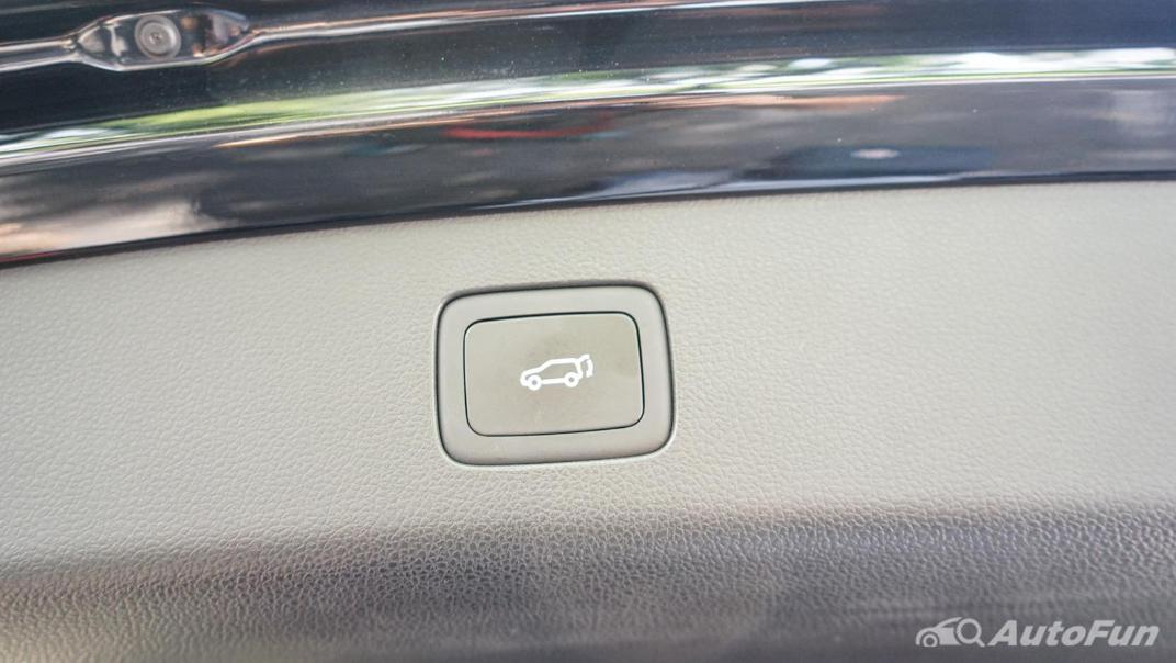 2020 MG HS 1.5 Turbo X Interior 060