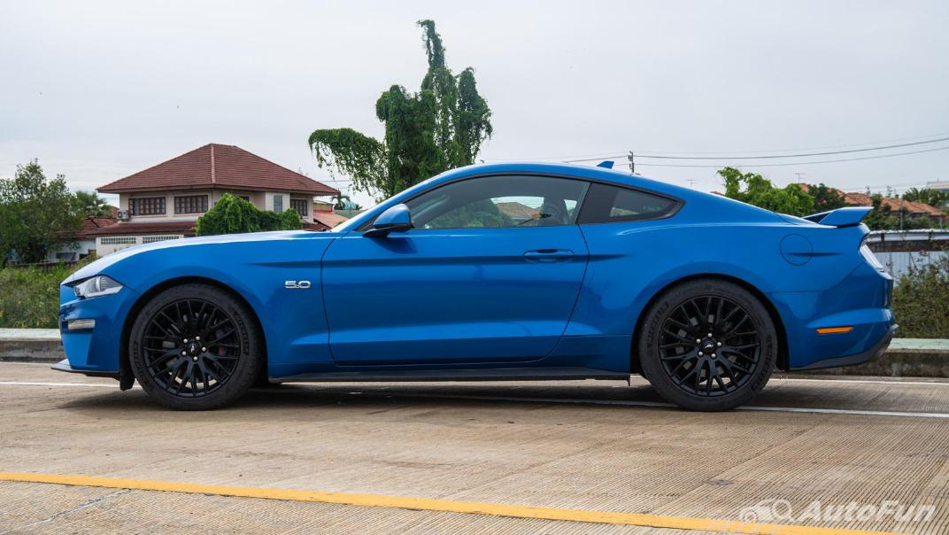 2020 Ford Mustang 5.0L GT Exterior 011