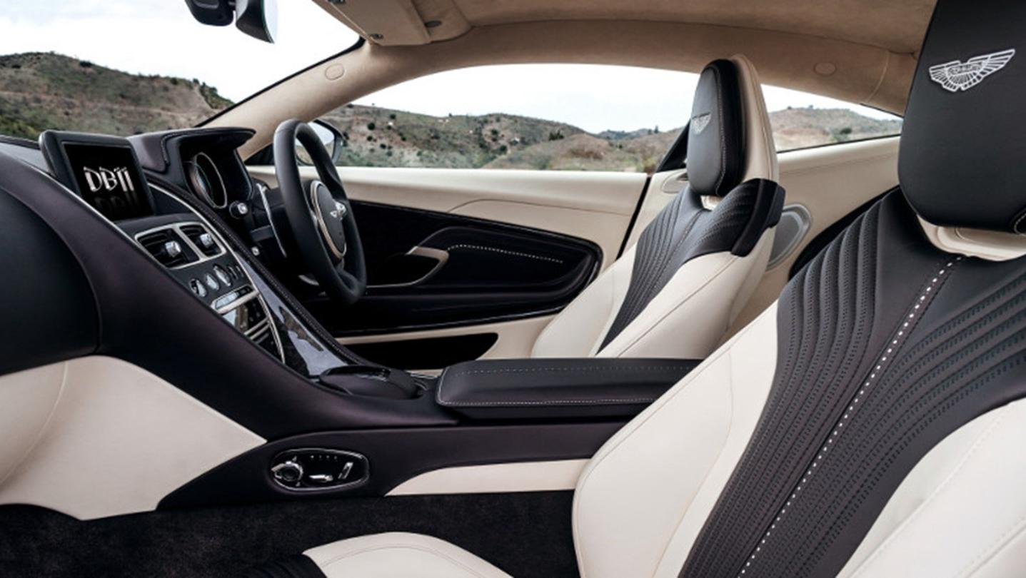 Aston Martin Db11 2020 Interior 002