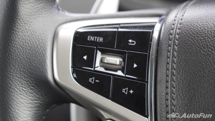 2020 Mitsubishi Pajero Sport 2.4D GT Premium 4WD Elite Edition Interior 003