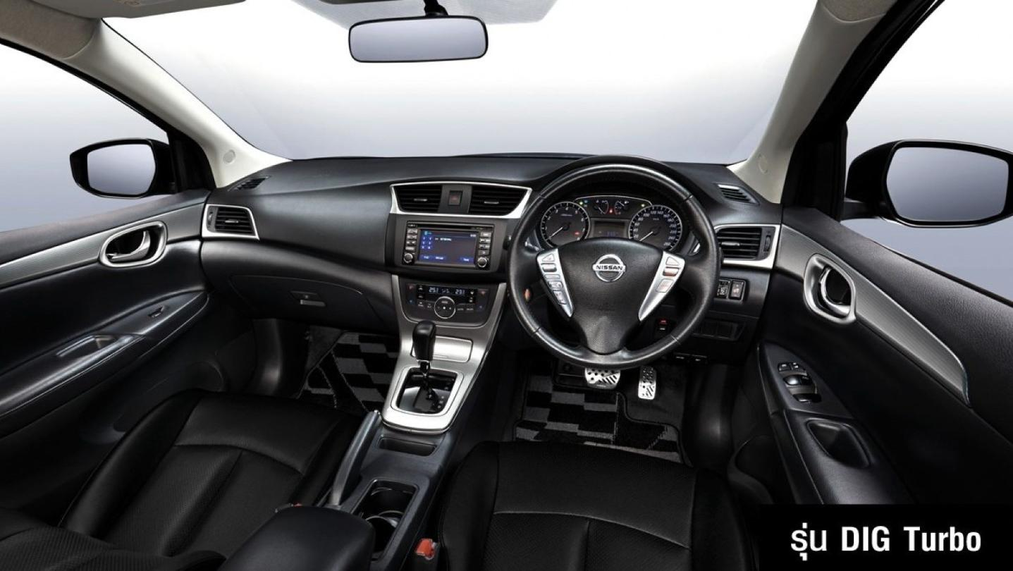 Nissan Sylphy 2020 Interior 001