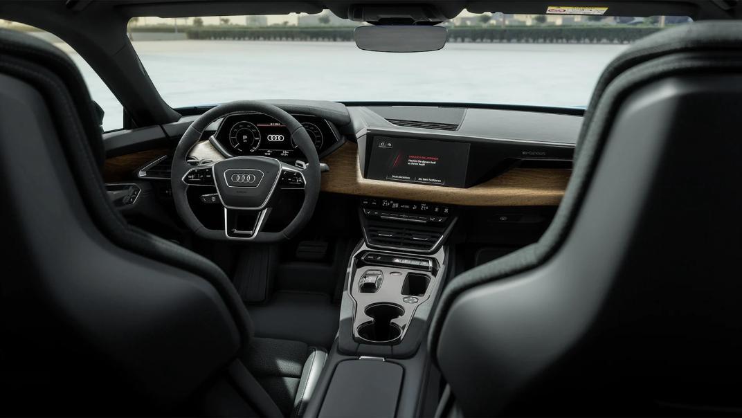 2021 Audi e-tron GT quattro Interior 005