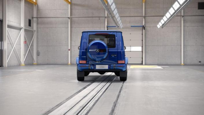 Mercedes-Benz G-Class 2020 Exterior 004