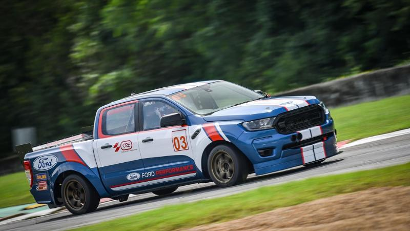 Ford Ranger racing กระบะไทยแต่งแรง เผยสูตรตัวแข่งจากสนามจริง 02