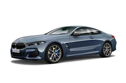 2020 4.4 BMW 8 Series Coupe M850i xDrive