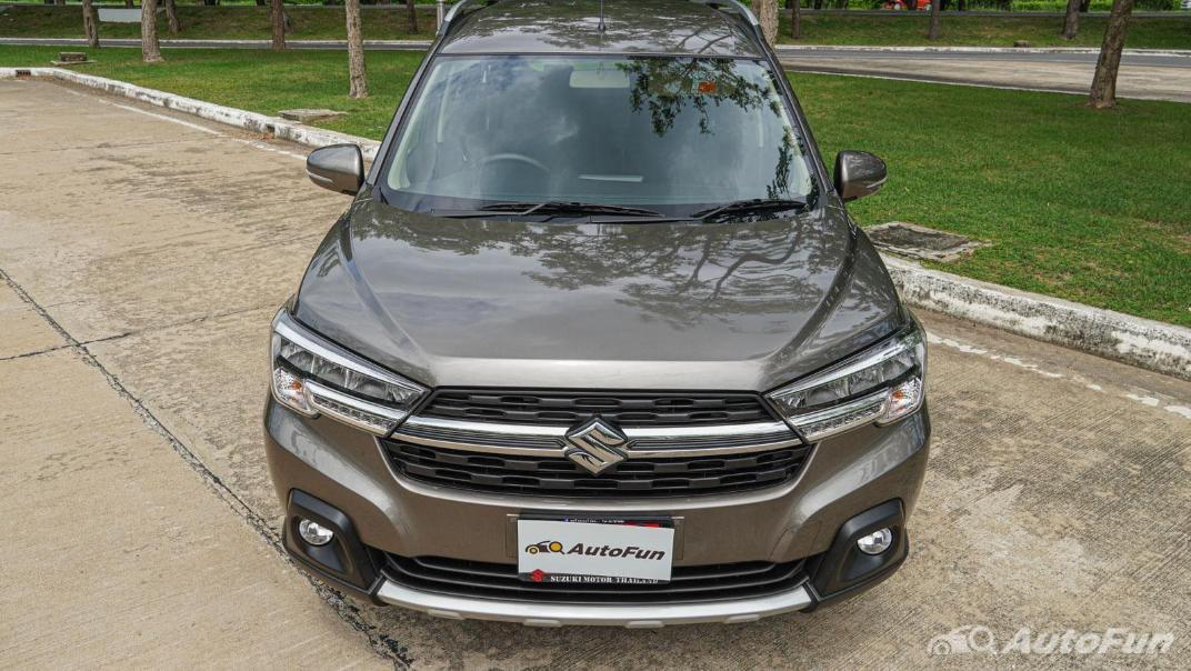 2020 1.5 Suzuki XL7 GLX Exterior 011