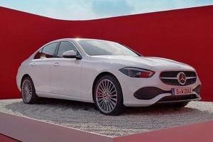 หลุดเต็มตา 2022 Mercedes-Benz C-Class ใหม่ ภายในสวยล้ำมีชาติตระกูล