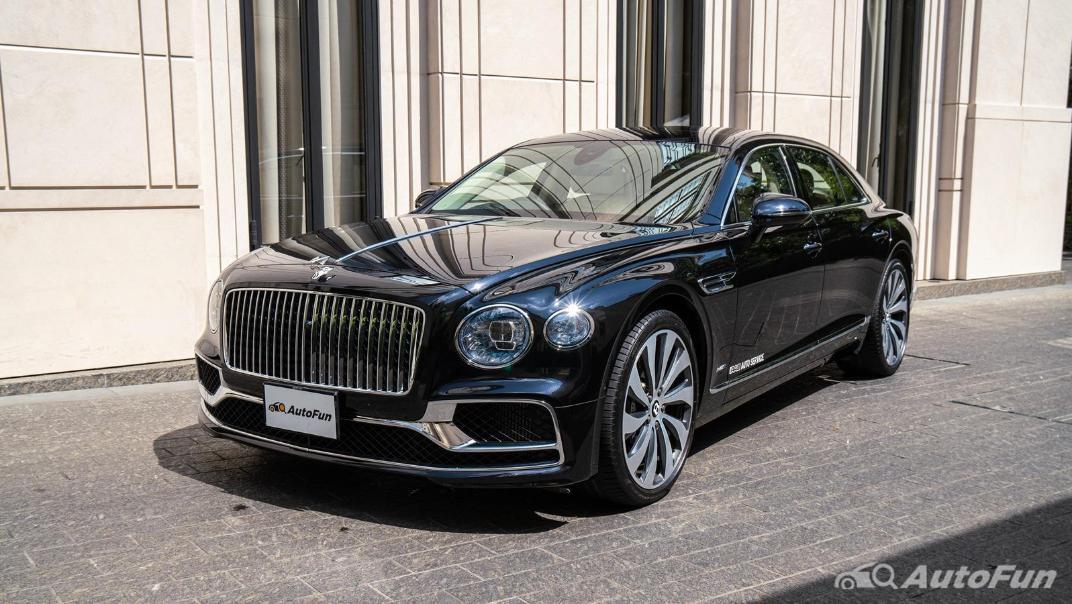 2020 Bentley Flying Spur 6.0L W12 Exterior 001