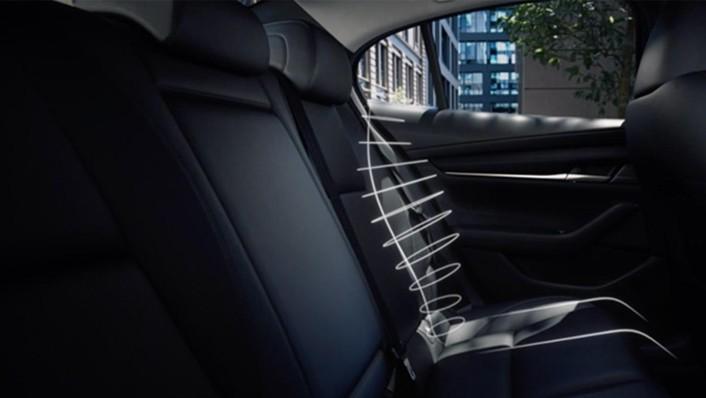 Mazda 3 Fastback 2020 Interior 002