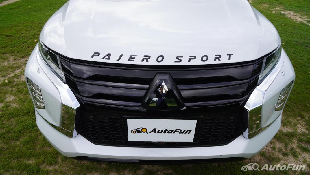 2020 Mitsubishi Pajero Sport 2.4D GT Premium 4WD Elite Edition Exterior 014