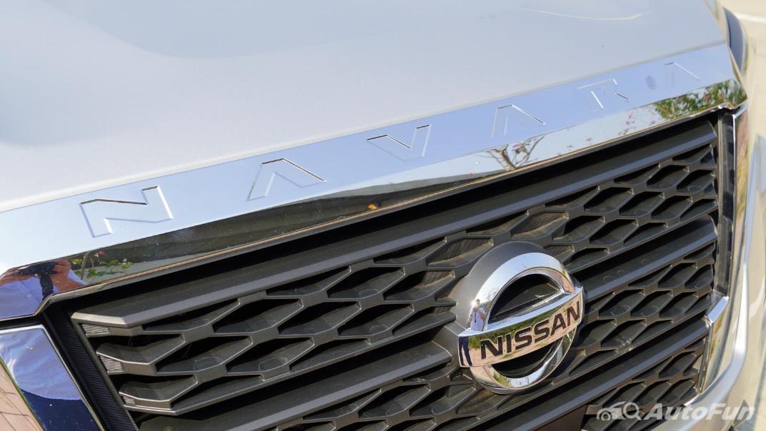 2021 Nissan Navara Double Cab 2.3 4WD VL 7AT Exterior 034