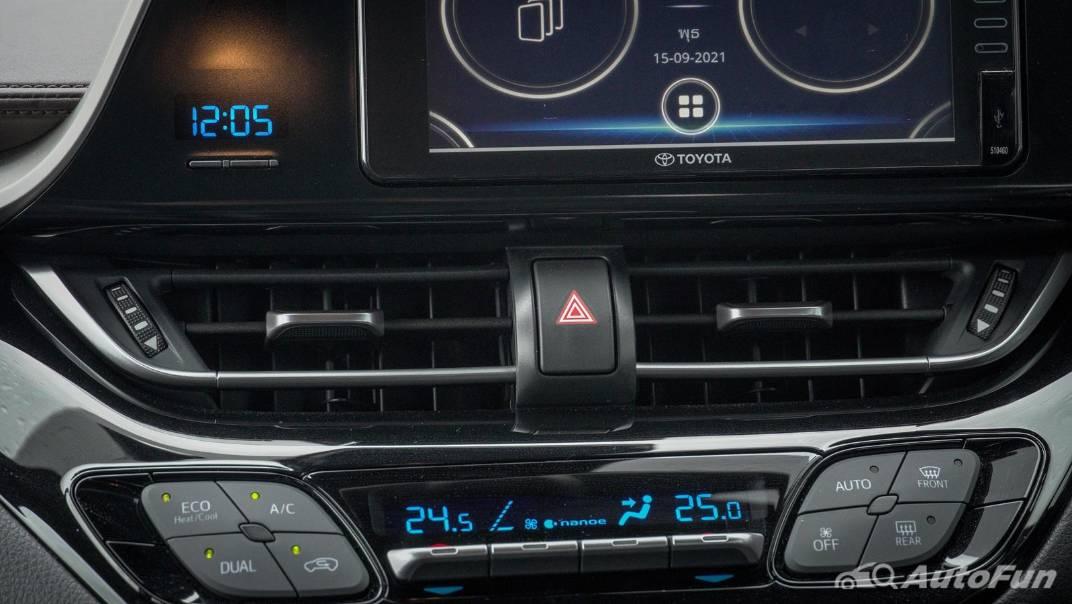 2021 Toyota C-HR Hybrid Premium Safety Interior 036