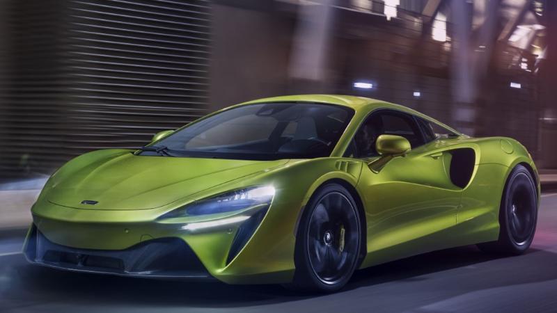 6 สิ่งที่เรารู้เกี่ยวกับ McLaren Artura ไฮบริดราคาเมืองนอกแค่ 7 ล้านบาท ลุ้นเปิดราคาไทยพรุ่งนี้!!! 02
