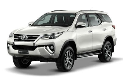 2020 Toyota Fortuner 2.8 Legender 4WD