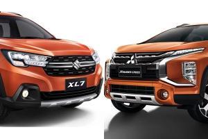เทียบผ่อน Suzuki XL7 กับ Mitsubishi Xpander Cross แพงกว่า 120,000 ค่างวดต่างกันแค่ไหน