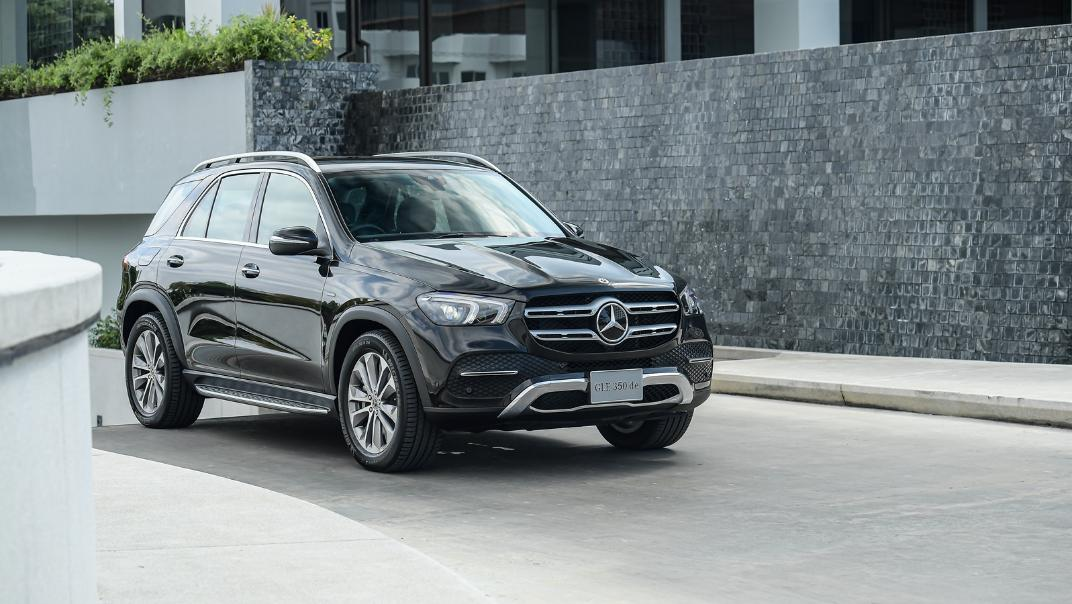 2021 Mercedes-Benz GLE-Class 350 de 4MATIC Exclusive Exterior 037