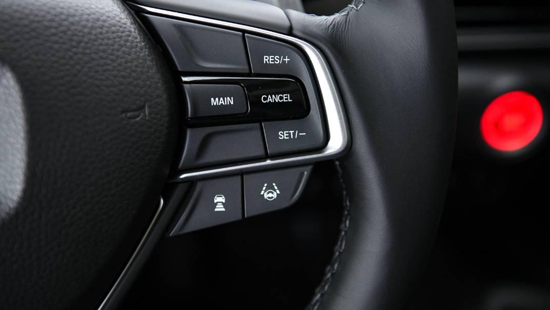 2021 Honda Accord 1.5 Turbo EL Interior 006