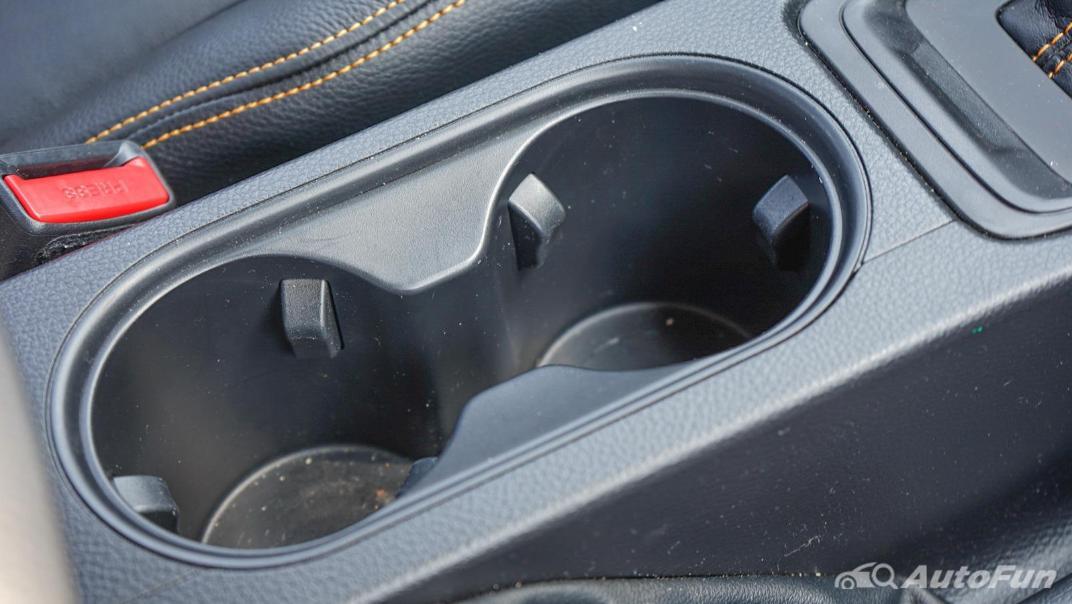 2020 Ford Ranger Double Cab 2.0L Turbo Wildtrak Hi-Rider 10AT Interior 026