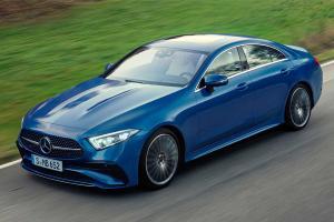 เผยโฉม 2022 Mercedes-Benz CLS อัพเกรดรูปลักษณ์ โดดเด่นขึ้นแค่ไหนมาชม
