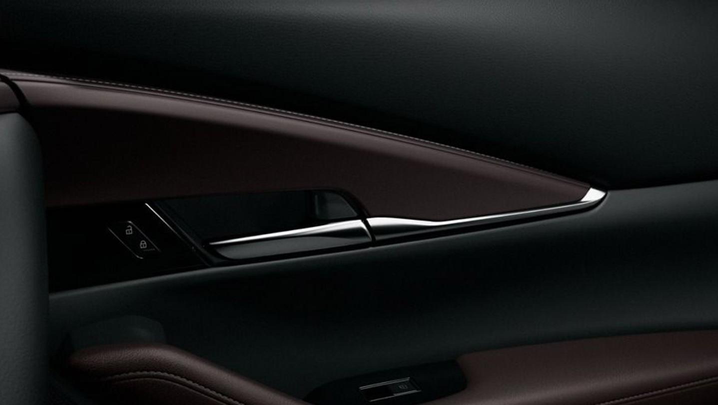 Mazda CX-30 2020 Interior 011