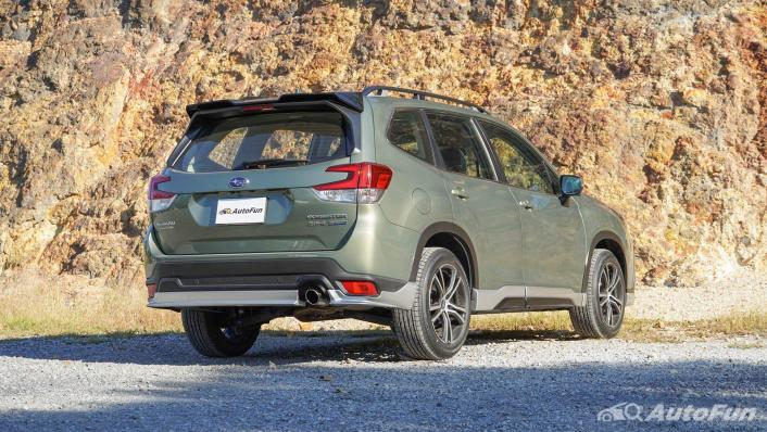 2020 Subaru Forester 2.0i-S EyeSight GT Exterior 005