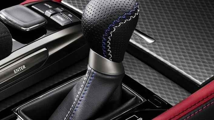Lexus GS Public 2020 Interior 004