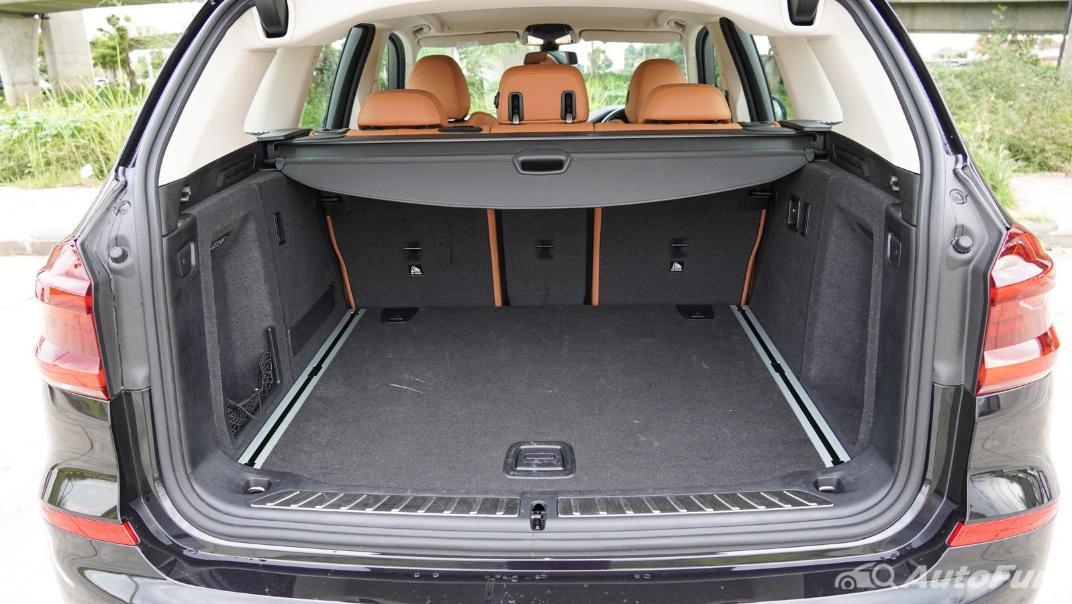 2020 2.0 BMW X3 xDrive20d M Sport Interior 081