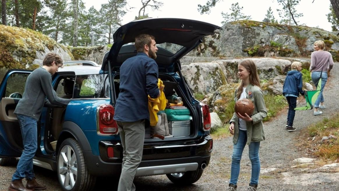 Mini Countryman 2020 Exterior 003