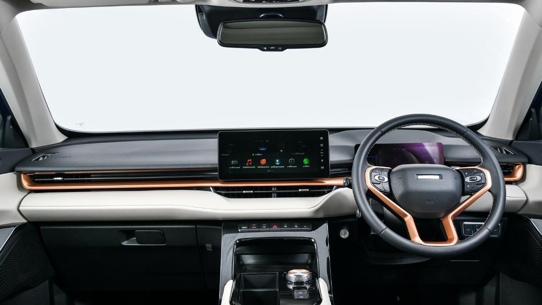 2021 Haval H6 HEV Ultra Interior 001