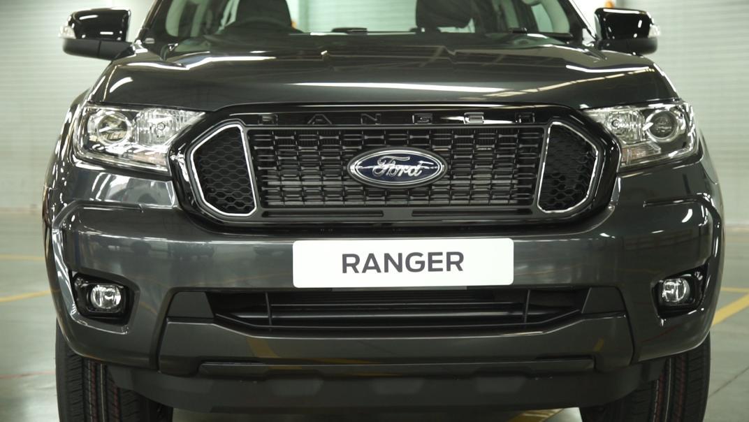2021 Ford Ranger XLT Exterior 004