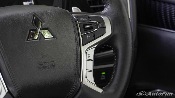 2021 Mitsubishi Outlander PHEV GT-Premium Interior 010