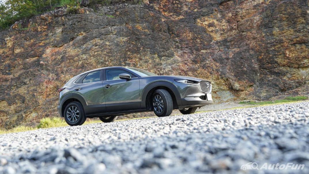 2020 Mazda CX-30 2.0 C Exterior 044