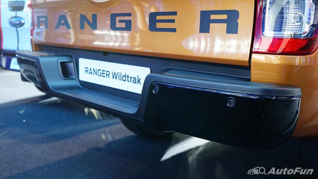 2021 Ford Ranger Wildtrak Exterior 028