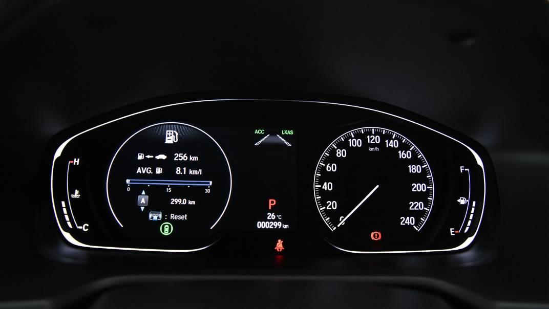 2021 Honda Accord 1.5 Turbo EL Interior 016