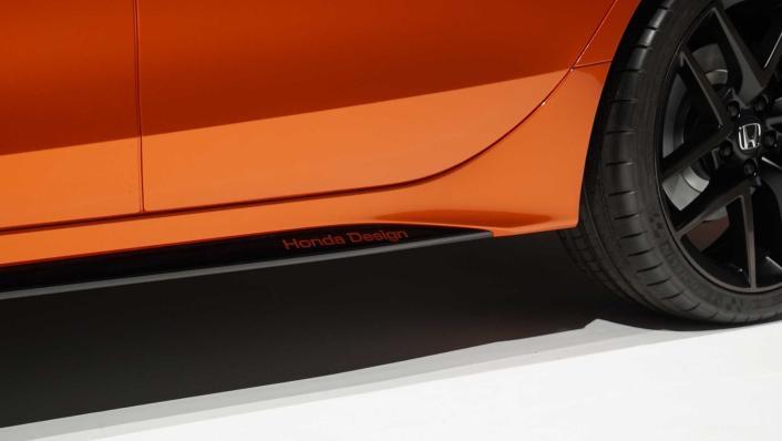 2021 Honda Civic International Version Exterior 010