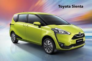 Toyota Sienta รถอเนกประสงค์ MPV ที่มาพร้อมเครื่องยนต์ 1.5 ลิตร Dual VVT-i ด้วยราคาเริ่มต้น 7.65 แสนบาท