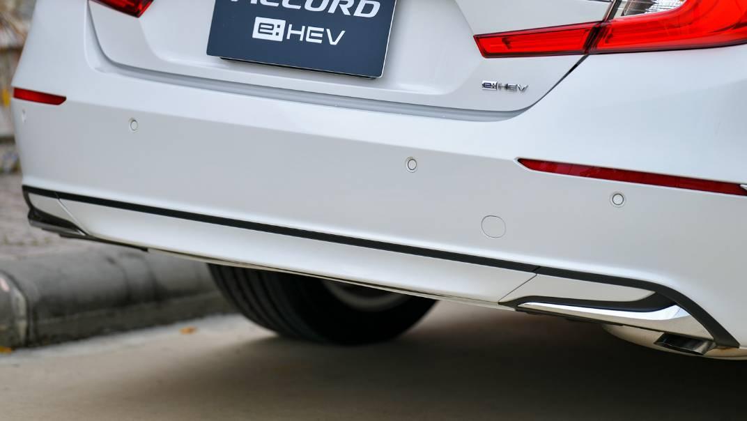 2021 Honda Accord 2.0L e:HEV EL+ Exterior 059