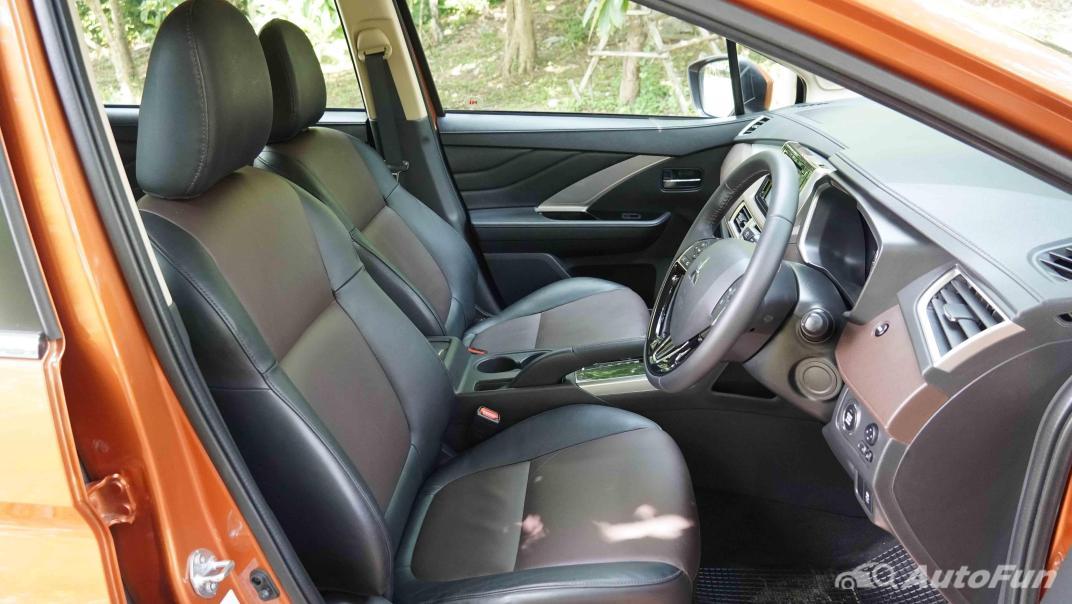 2020 Mitsubishi Xpander 1.5 Cross AT Interior 019
