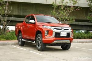 ส่องตารางค่าบำรุงตามระยะ Mitsubishi Triton ขับสี่ หลัง 5 ปีไม่เกิน 20,000 บาท